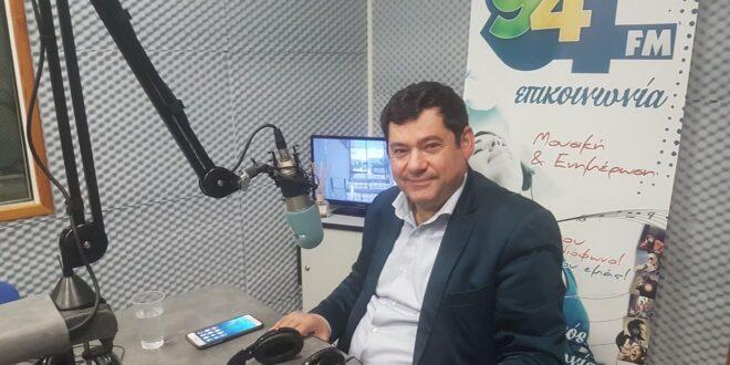 Τάσος Μαυρίδης: «Μεγάλο το βάρος στα ΚΕΠ του Δήμου Λυκόβρυσης-Πεύκης»