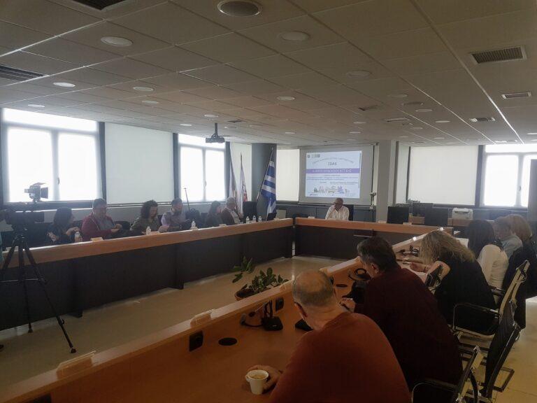 Ηράκλειο πόλη βιώσιμης κινητικότητας: Οι στόχοι του ΣΒΑΚ στην πρώτη συνάντηση της ομάδας εργασίας