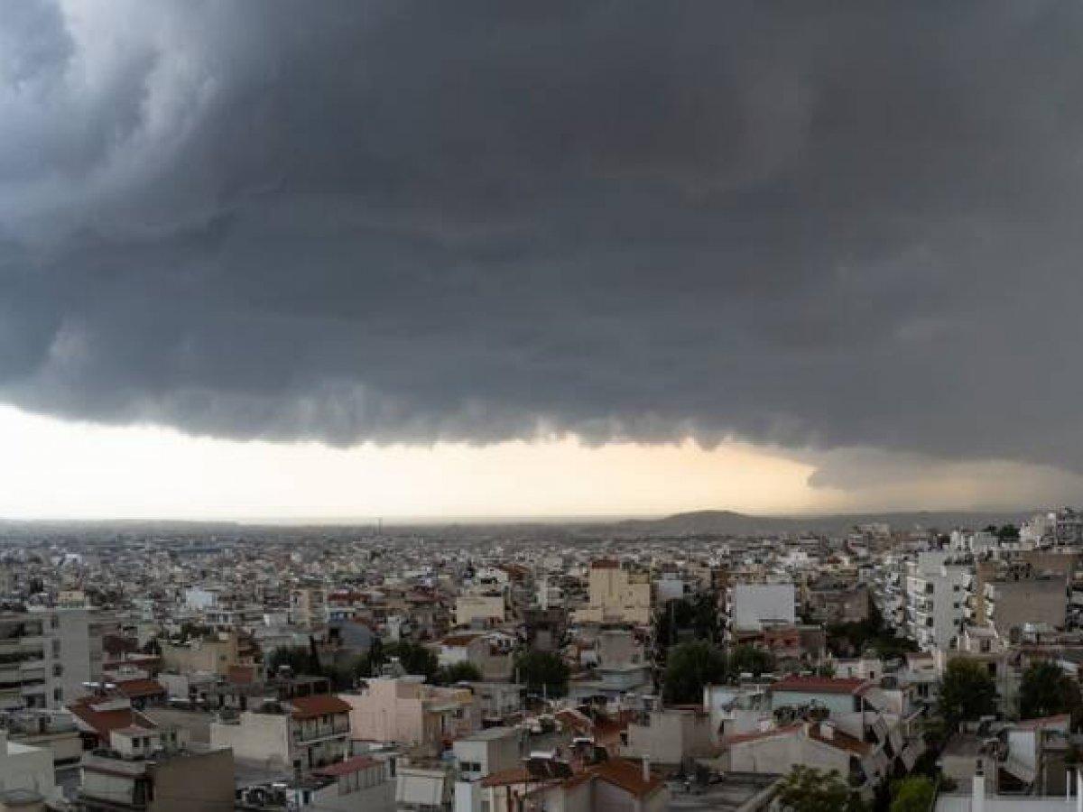 """Ο Δήμος Ηρακλείου Αττικής ετοιμάζεται για τον """"Ιανό"""" – Χρήσιμες οδηγίες"""