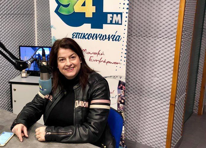 Αιμιλία Τζίβα: «Δίνουμε όλοι μια αγκαλιά για τη Λέσβο»