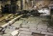 Συνέντευξη τύπου φορέων κατά τις απόσπασης των αρχαίων στο σταθμό Βενιζέλου
