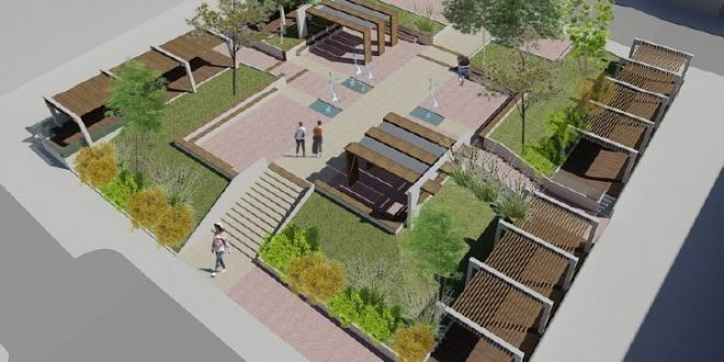 Βύρωνας: Προχωράει η ανάπλαση της πλατείας Φατσέα και η ενεργειακή αναβάθμιση των 1ου και 3ου Δημοτικών Σχολείων
