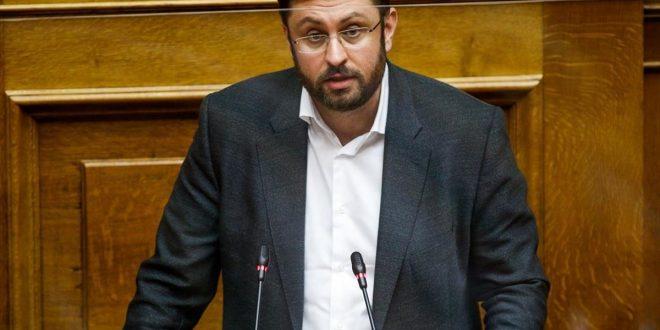 Κ. Ζαχαριάδης : Κινδυνεύει η άμεση εκκίνηση του έργου διάνοιξης της Λεωφόρου Κύμης σε περίπτωση που δεν θα  χρηματοδοτηθεί από το Ταμείο Ανάκαμψης;