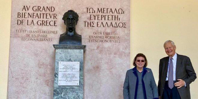 Στην Γενεύη η Υπουργός Πολιτισμού για τα 200 χρόνια από την Επανάσταση του 1821