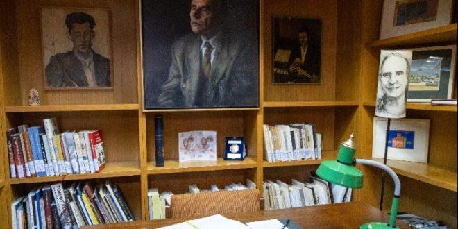 Αύριο τα εγκαίνια του αρχείου του Ντίνου Χριστιανόπουλου στο ΑΠΘ