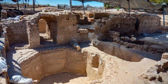 Oινοποιείο 1.500 ετών που βρέθηκε στο Ισραήλ